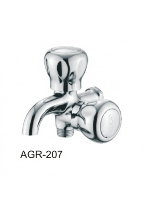 AGARNI SERIES / C.P. BIB COCK 2 IN 1