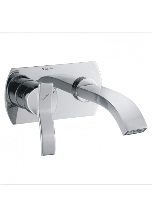 Aspire Collection / C.P. SINGLE LEVER CONCEALED BASIN MIXER WITH SPOUT WALL MOUNTED