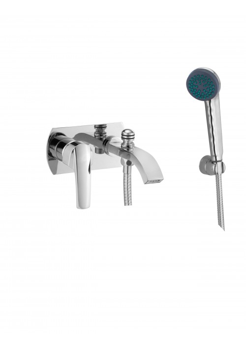DIGNITY COLLECTION / C.P. SINGLE LEVER BASIN MIXER WITH HAND SHOWER