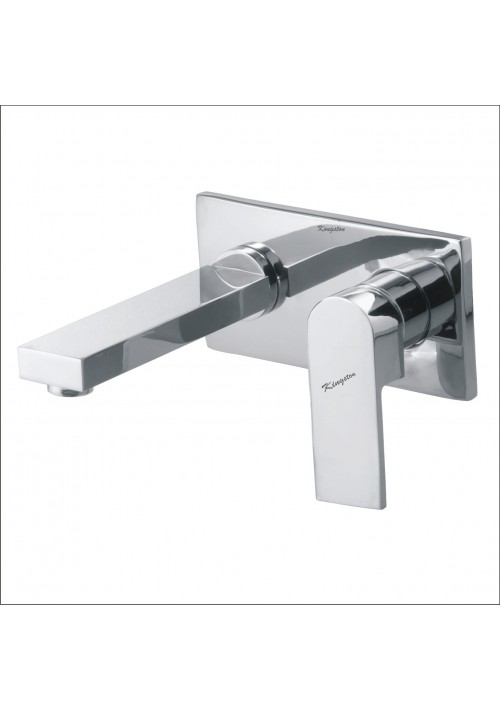 IDENTITY COLLECTION / C.P. SINGLE LEVER CONCEALED BASIN MIXER WITH SPOUT