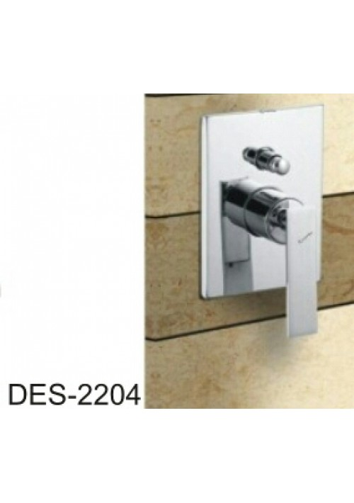 DESIRE SERIES / C.P. SINGLE LEVER CONCEALED 4 WAY DIVERTOR